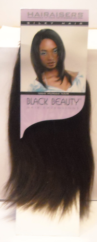 "Hairaisers- 100% Human Hair, Weave 10""- 4"