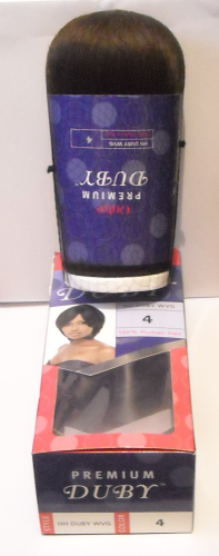 Outre Premium-Duby Human Hair wvg, Colour 4