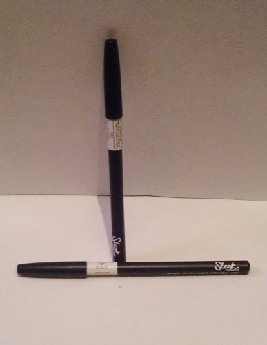 Sleek Make-Up- Kohl Eye Liner Pencil, BLACK