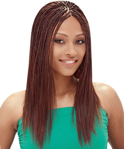 Janet Collection- Vitamin C Yaky Braiding Hair - 1B