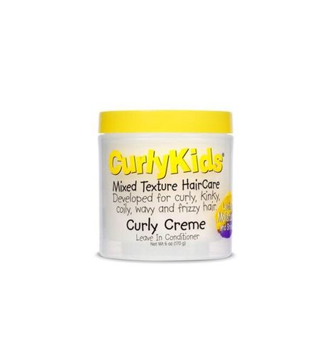 CurlyKids- Curly Creme Leave In Conditioner, 160g