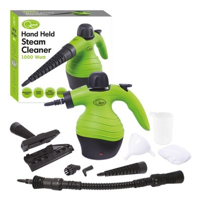 9 IN 1 Hand held Steam Cleaner