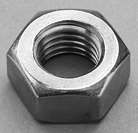 M6 ST/ST A2 HEX FULL NUTS DIN 934