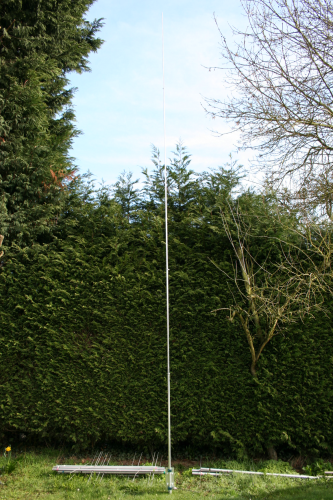HF Vertical 10 to 30m
