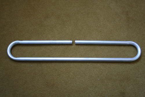 Folded dipole for 70cm