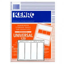 Kenro Storage Pages