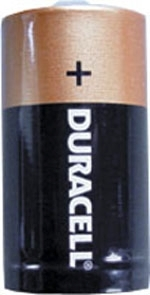 D Duracell Batteries 2 PACK