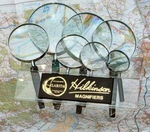 Hand Magnifier 2""
