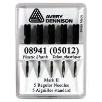 Avery Dennison Standard Tagging Needles PACK 5