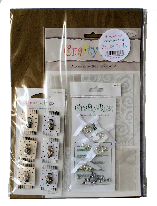 Crafty Packs, Cards & Accessories - Good Quality Product
