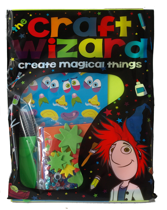 Crafty Wizard Fun Pack - Good Quality Product
