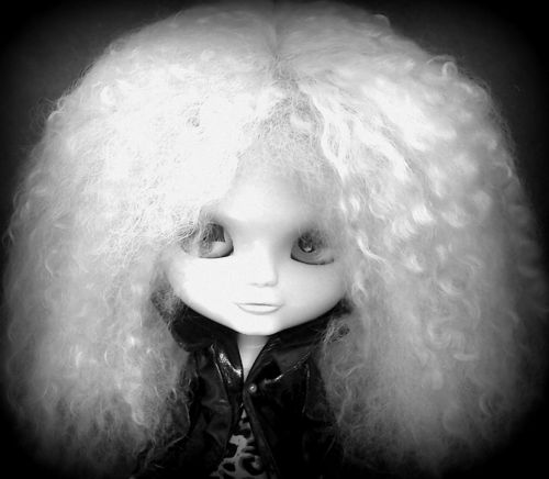 Design Your Own Mohair Blythe Wig