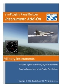 Panel Builder Instrument Add-on Miltary 2.99-Download