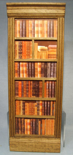 False Bookcase 1