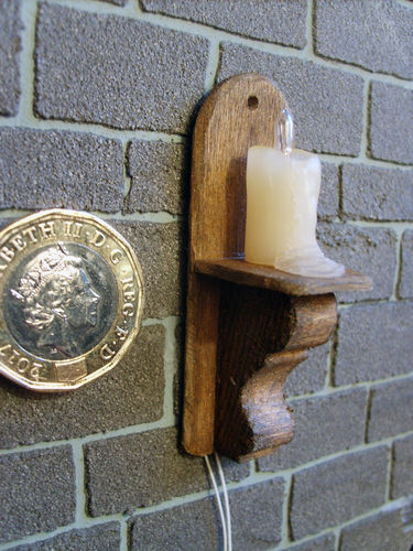 Candle Wall Sconce 1 (working)