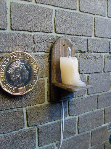 Candle Wall Sconce 2 - (working)