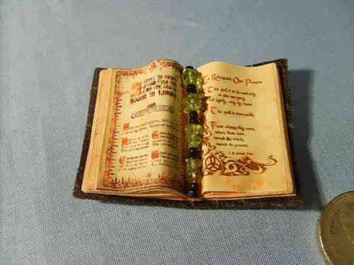 Open Spell Book 2 Large