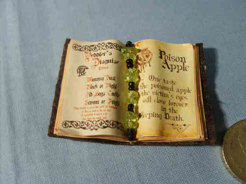 Open Spell Book 4 Large