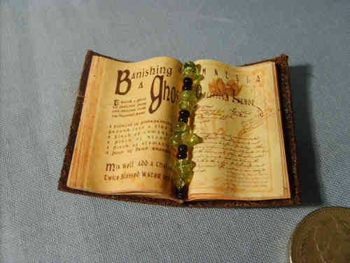 Open Spell Book 3 Large