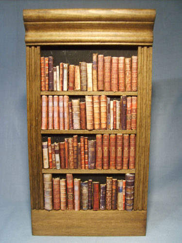 False Bookcase BER