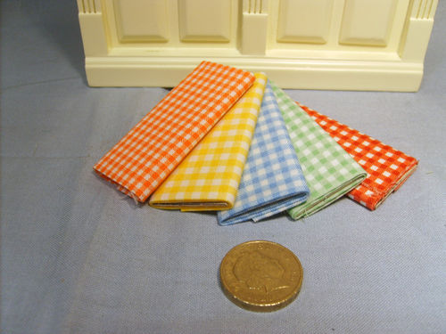 Single Bolt of Fabric - gingham