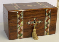 Antique Jewellery and Other Boxes - Mostly Boxes Antiques