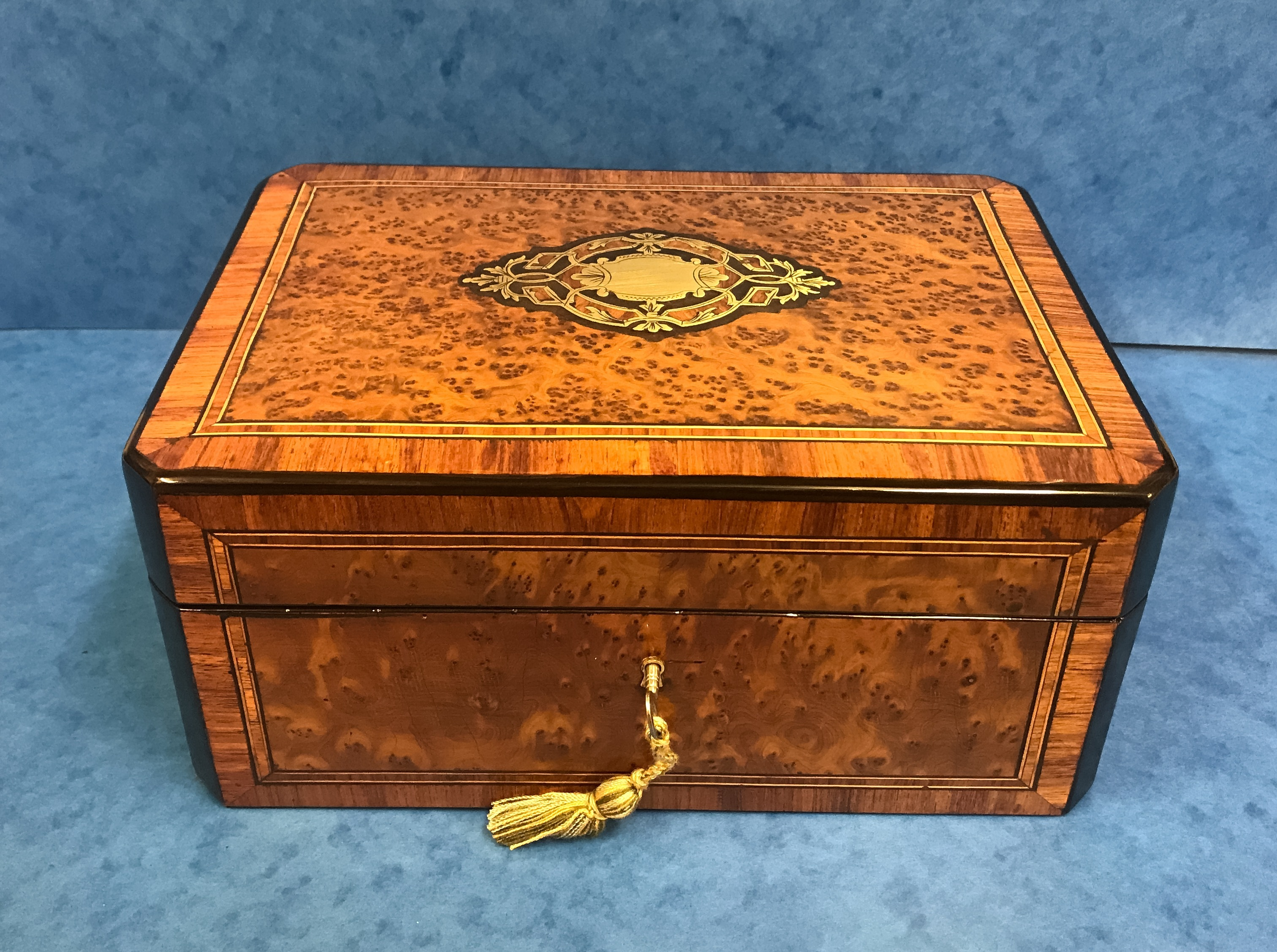 French Victorian Box
