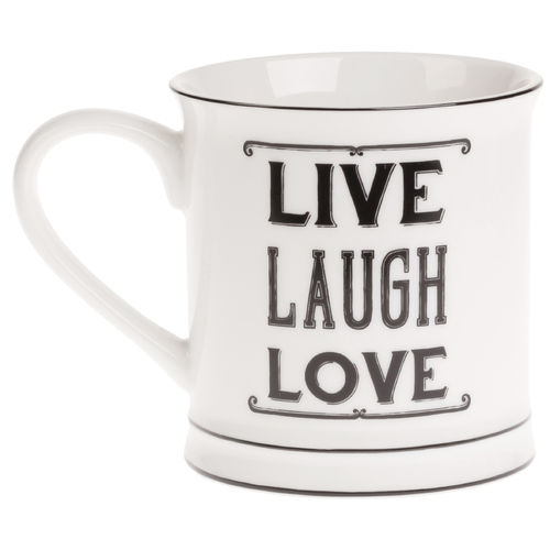 Live Laugh Love - Mug