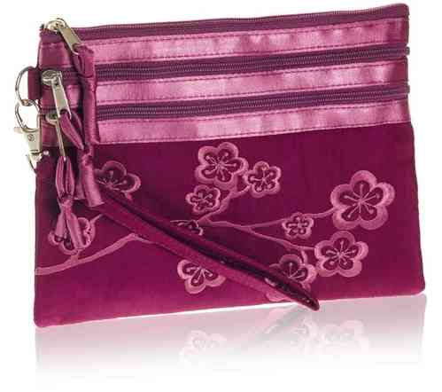 Anemone Cosmetic Purse