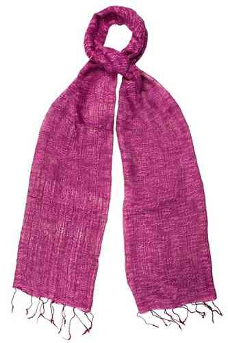 Anemone Chunky Weave Scarf
