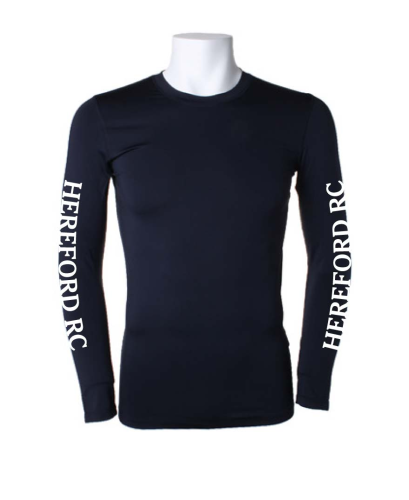 Hereford RC Navy Blue Baselayer