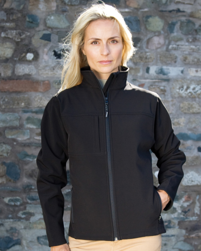 Llandaff RC Women's Softshell Jacket