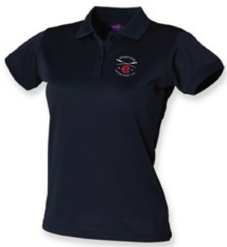 HRC Women's Polo Shirt