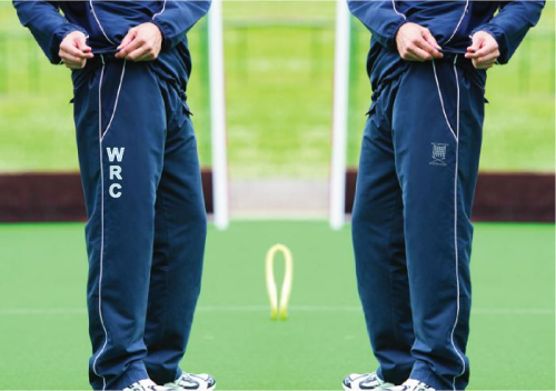 WRC Training Bottoms