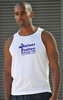 Staines Strollers Men's White Training Vest