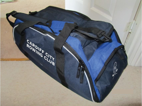 Cardiff City RC Kit Bag
