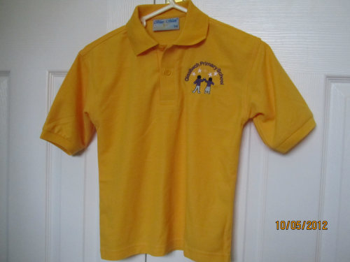 Glasllwch Nursery Polo Shirt