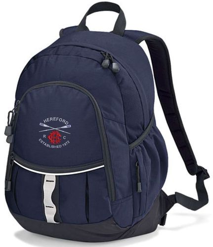 Hereford RC Navy Backpack