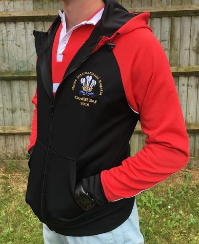 Welsh Team Sports Hoodie