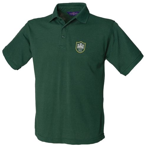 Goodrich CC Green Polo Shirt