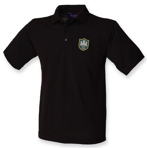Goodrich CC Black Polo Shirt
