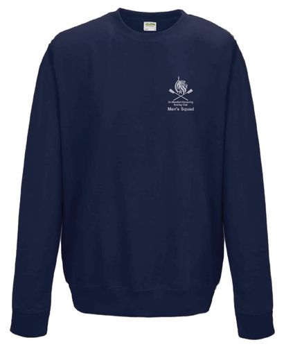 DMURC Men's Squad Navy Sweatshirt