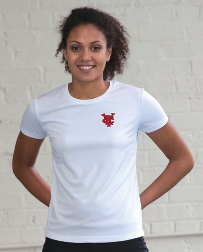 Vesta RC Women's White Tech T