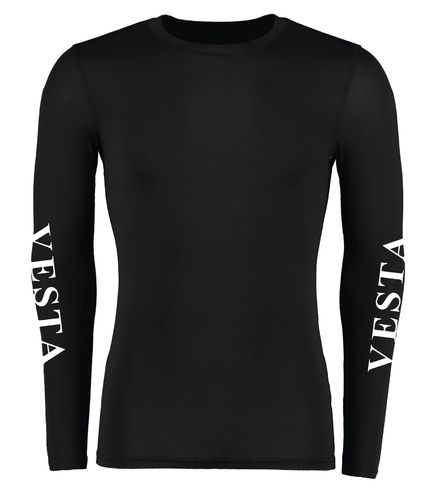 Vesta RC Black Baselayer