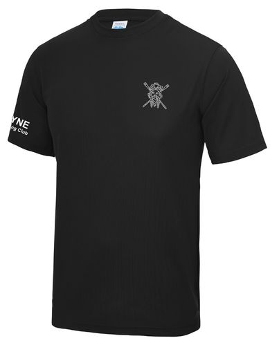 Tyne ARC Men's Black Tech T-Shirt