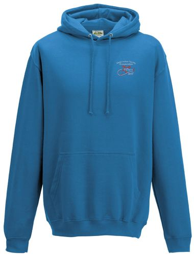 Welsh Indoor Rowing Hoodie 2017