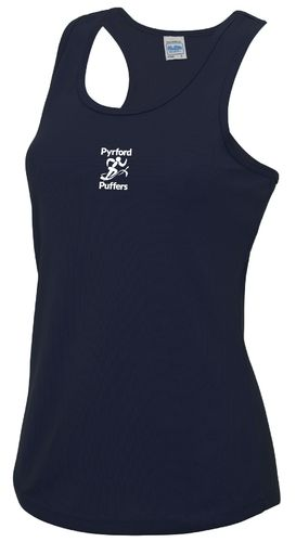 Pyrford Puffers Women's Vest