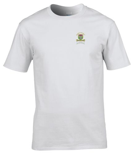 SURC Men's White T-Shirt
