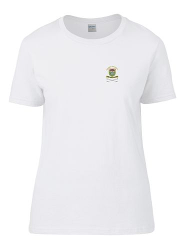 SURC Women's White T-Shirt