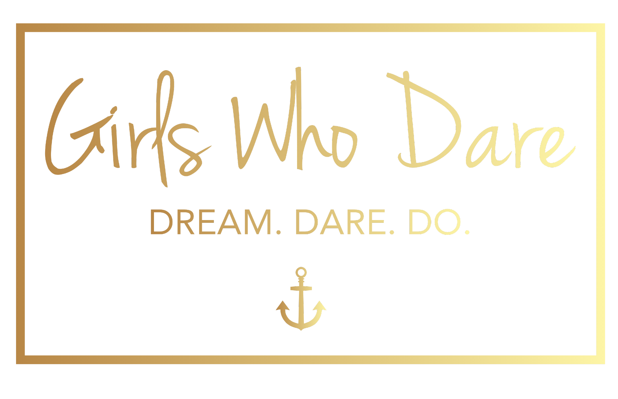 Girls Who Dare Kit